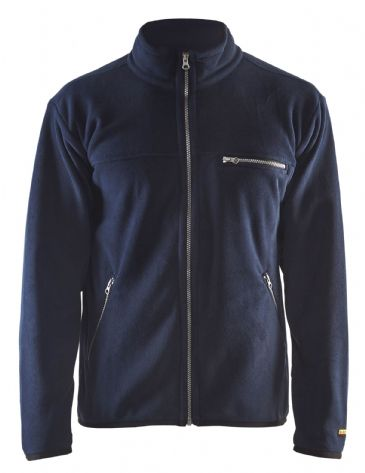 CLEARANCE Blaklader 4830 Fleece Jacket (Navy Blue) LARGE
